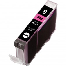 CANON CLI-8PM COMPATIBLE INKJET PHOTO MAGENTA CARTRIDGE