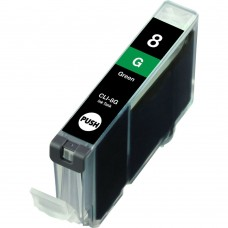CANON CLI-8G COMPATIBLE INKJET GREEN CARTRIDGE