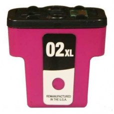 HP02XL C8772WC COMPATIBLE INKJET MAGENTA CARTRIDGE