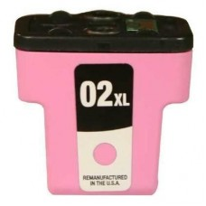 HP02XL C8775WC COMPATIBLE INKJET LIGHT MAGENTA CARTRIDGE