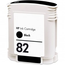 HP82 CH565A COMPATIBLE INKJET BLACK CARTRIDGE