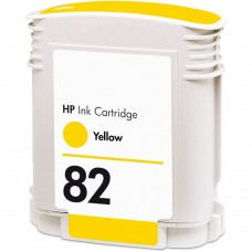 HP82 C4913A COMPATIBLE INKJET YELLOW CARTRIDGE