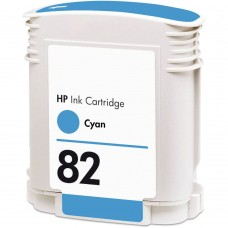 HP82 C4911A COMPATIBLE INKJET CYAN CARTRIDGE