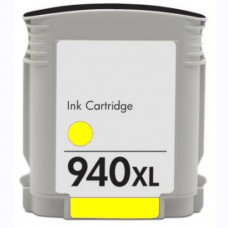HP940XL C4909A COMPATIBLE INKJET YELLOW CARTRIDGE