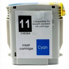 HP11 C4836A COMPATIBLE INKJET CYAN CARTRIDGE