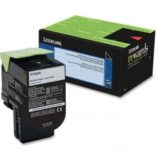 LEXMARK 701XK LASER ORIGINAL BLACK TONER CARTRIDGE