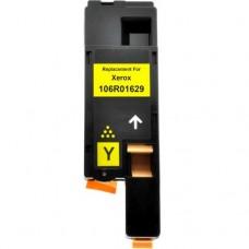 XEROX 106R01629 LASER COMPATIBLE YELLOW TONER CARTRIDGE
