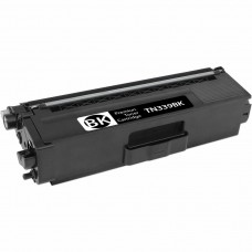 BROTHER TN339BK LASER RECYCLED BLACK TONER CARTRIDGE