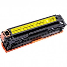 CANON 131Y LASER COMPATIBLE YELLOW TONER CARTRIDGE