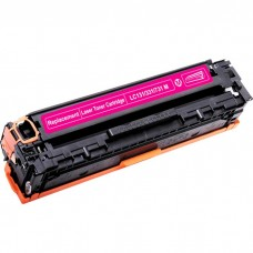 CANON 131M LASER RECYCLED MAGENTA TONER CARTRIDGE