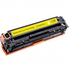 CANON 131Y LASER RECYCLED YELLOW TONER CARTRIDGE