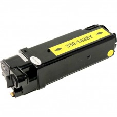 DELL 330-1438 LASER COMPATIBLE YELLOW TONER CARTRIDGE