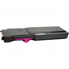 DELL 593-BBBS LASER COMPATIBLE MAGENTA TONER CARTRIDGE