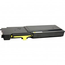 DELL 593-BBBR LASER COMPATIBLE YELLOW TONER CARTRIDGE