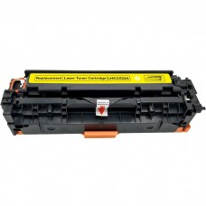 HP304A CC532A LASER COMPATIBLE YELLOW TONER CARTRIDGE