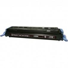 HP124A Q6000A LASER RECYCLED BLACK TONER CARTRIDGE
