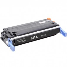HP641A C9720A LASER RECYCLED BLACK TONER CARTRIDGE