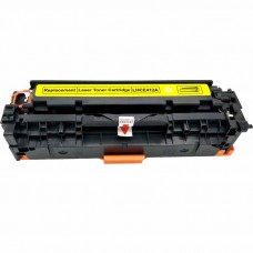 HP305A CE412A LASER COMPATIBLE YELLOW TONER CARTRIDGE