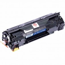 HP36A CB436A LASER COMPATIBLE BLACK TONER CARTRIDGE