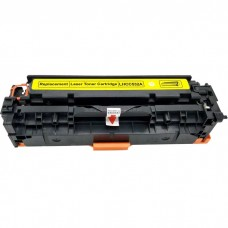 HP304A CC532A LASER RECYCLED YELLOW TONER CARTRIDGE