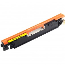 HP126A CE312A LASER RECYCLED YELLOW TONER CARTRIDGE