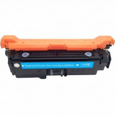 HP507A CE401A LASER RECYCLED CYAN TONER CARTRIDGE