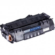 HP53X Q7553X LASER RECYCLED BLACK TONER CARTRIDGE