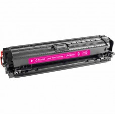 HP650A CE273A LASER RECYCLED MAGENTA TONER CARTRIDGE