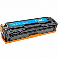 HP128A CE321A LASER COMPATIBLE CYAN TONER CARTRIDGE