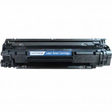 HP83A CF283A LASER RECYCLED BLACK TONER CARTRIDGE
