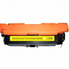 HP646A CF032A LASER COMPATIBLE YELLOW TONER CARTRIDGE