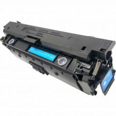HP508X CF361X LASER COMPATIBLE CYAN TONER CARTRIDGE HIGH YIELD