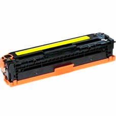HP651A CE342A LASER COMPATIBLE YELLOW TONER CARTRIDGE