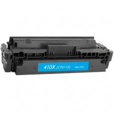 HP410X CF411X LASER COMPATIBLE CYAN TONER CARTRIDGE