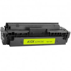 HP410X CF412X LASER RECYCLED YELLOW TONER CARTRIDGE