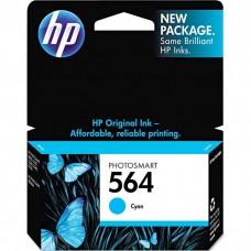 HP564 CB318WC ORIGINAL INKJET CYAN CARTRIDGE