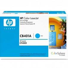 HP642A CB401A LASER ORIGINAL CYAN TONER CARTRIDGE