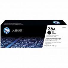 HP36A CB436A LASER ORIGINAL BLACK TONER CARTRIDGE
