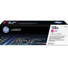 HP128A CE323A LASER ORIGINAL MAGENTA TONER CARTRIDGE