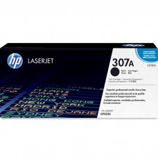 HP307A CE740A LASER ORIGINAL BLACK TONER CARTRIDGE