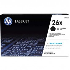 HP26X CF226X LASER ORIGINAL BLACK TONER CARTRIDGE