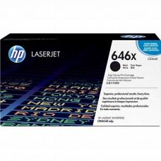 HP646X CE264X LASER ORIGINAL BLACK TONER CARTRIDGE