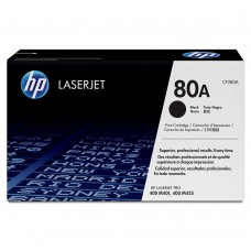HP80A CF280A LASER ORIGINAL BLACK TONER CARTRIDGE