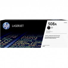HP508A CF360A LASER ORIGINAL BLACK TONER CARTRIDGE