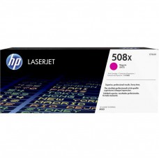 HP508X CF363X LASER ORIGINAL MAGENTA TONER CARTRIDGE HIGH YIELD
