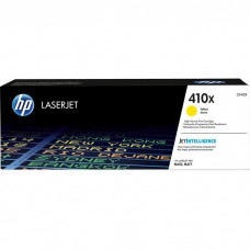 HP410X CF412X LASER ORIGINAL YELLOW TONER CARTRIDGE