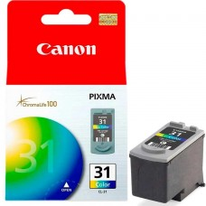 CANON CL-31 ORIGINAL INKJET COLOR CARTRIDGE
