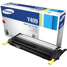 SAMSUNG CLT-Y409S LASER ORIGINAL YELLOW TONER CARTRIDGE
