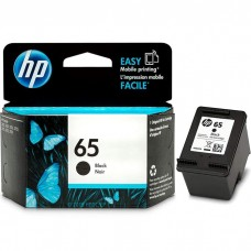 HP65 N9K02AN ORIGINAL INKJET BLACK CARTRIDGE