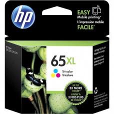 HP65XL N9K03AN ORIGINAL INKJET COLOR CARTRIDGE